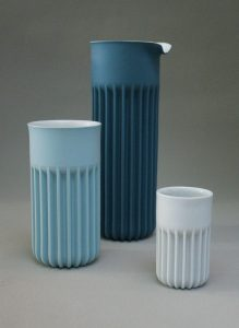 CAVALLIN Céline - Ailette - Pichet, tasse et mug