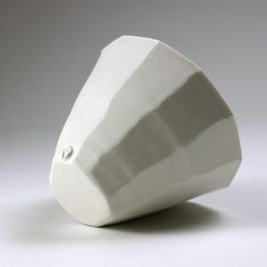 FAURE Eric - Coupe en porcelaine