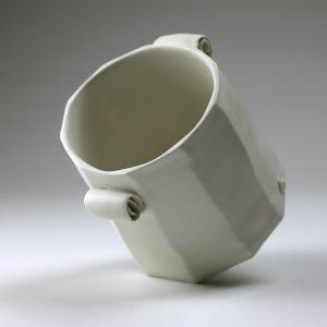 FAURE Eric - Pot en porcelaine