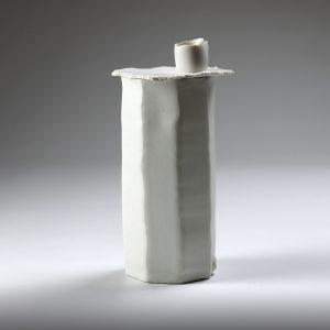 FAURE Eric - Soliflore en porcelaine