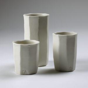 FAURE Eric - Tasse à café en porcelaine