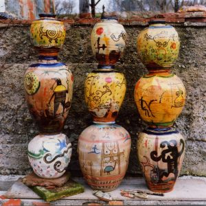 BASILE Thierry - Vases