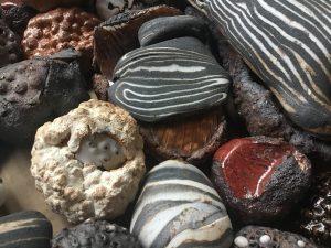 CHOLLET Jean-Pierre - Le silence des pierres - détail