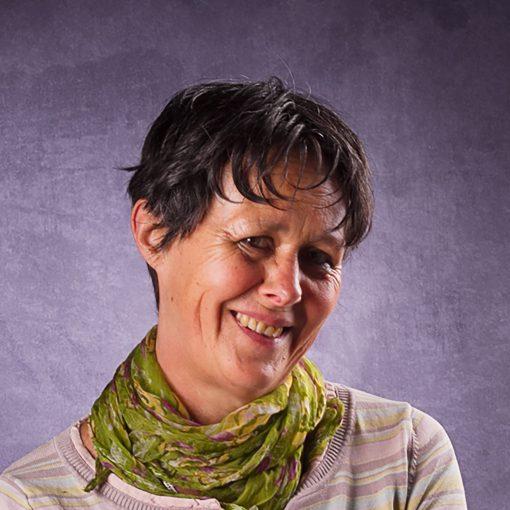 Portrait de NUGIER Françoise - Céramique - © Jérémie Logeay