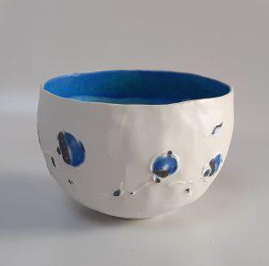 ROUEIRE-MURATET Annie - Porcelaine décor