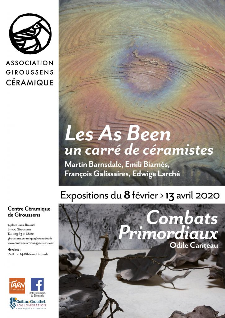 Affiche : Les As Been