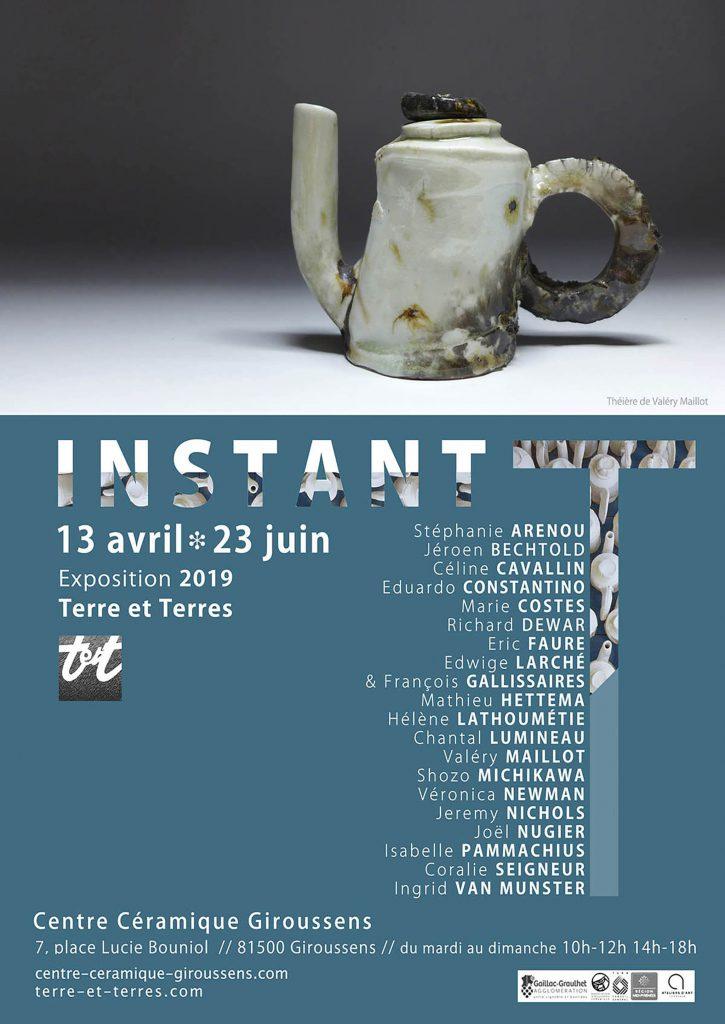 Affiche : Instant T
