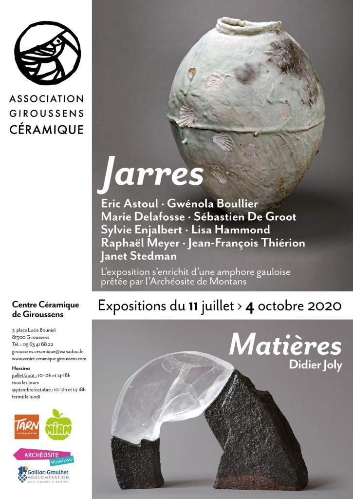 Affiche : Jarres