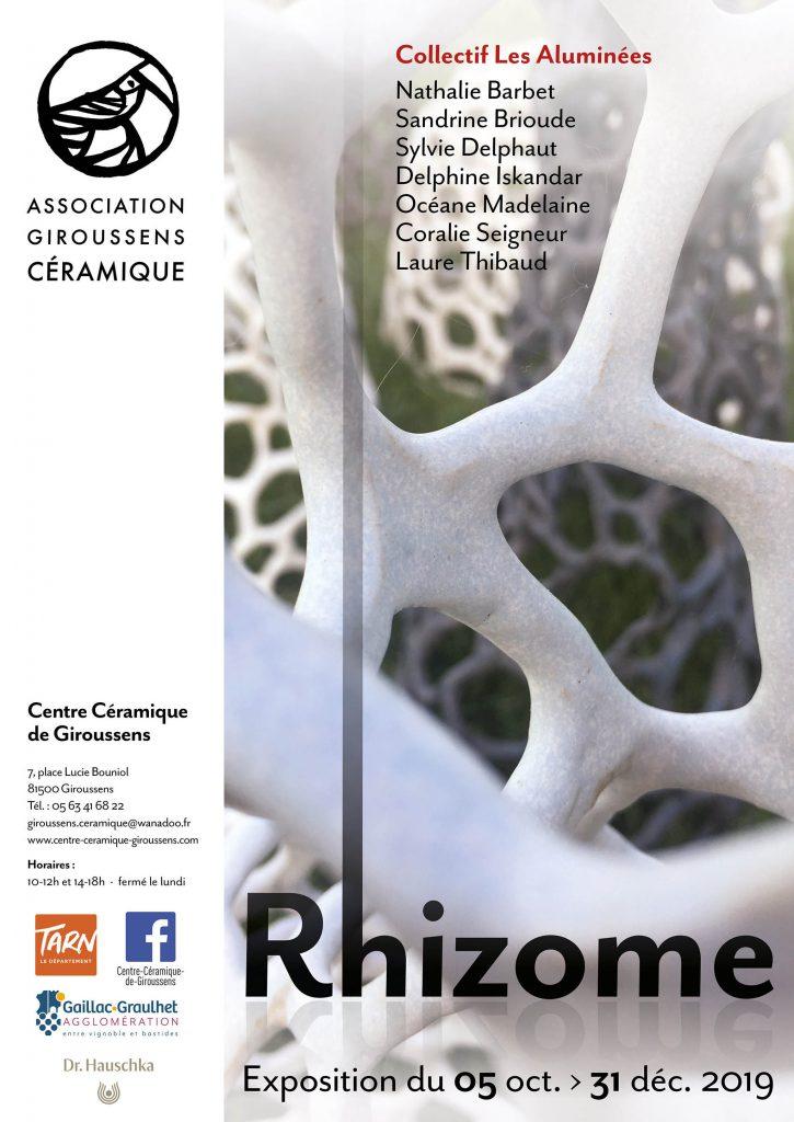 Affiche : Rhizome