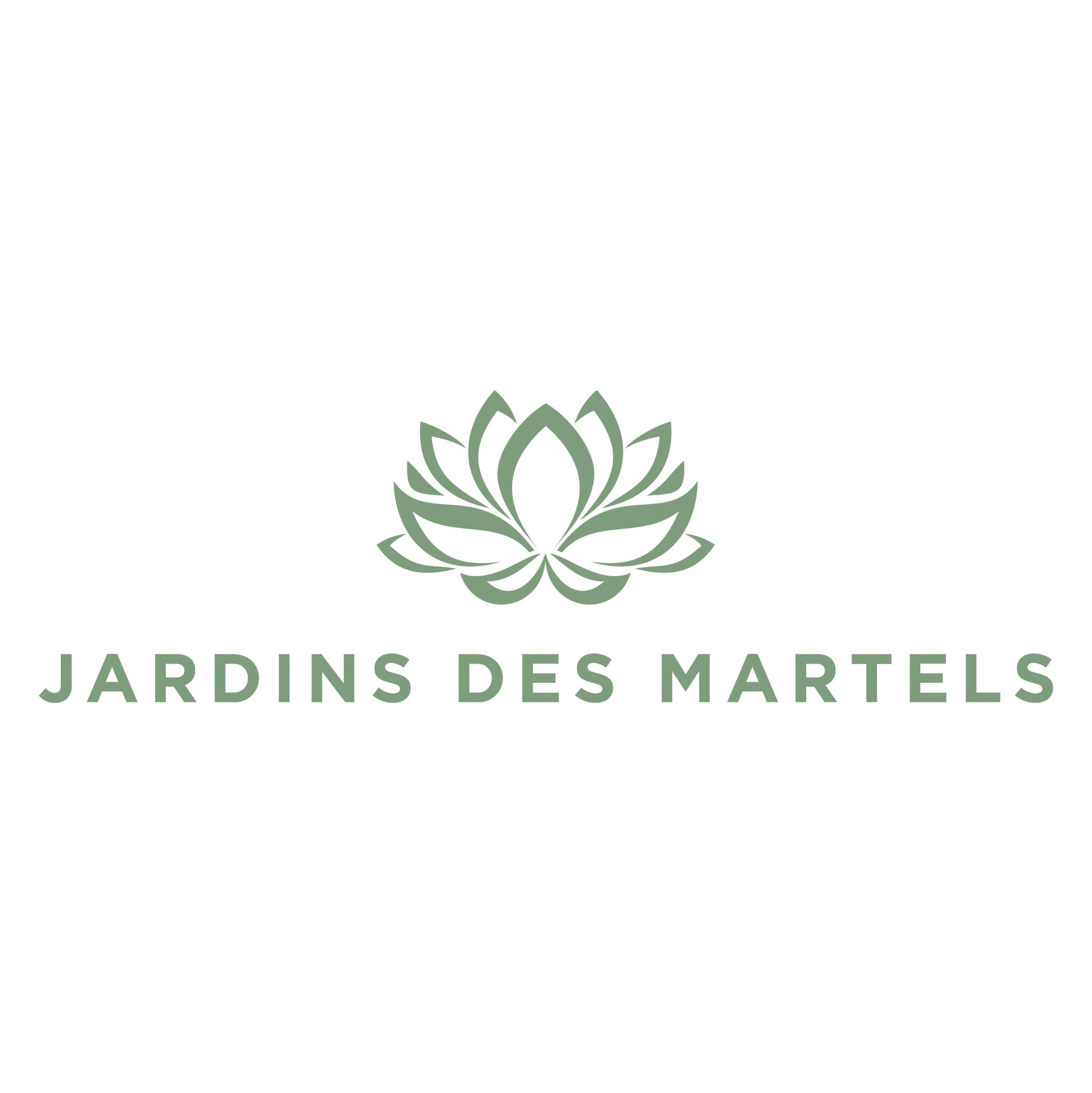 Logo Jardins des Martels