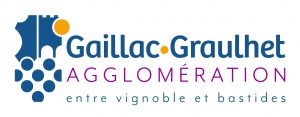 Logo - Gaillac Graulhet Agglomération
