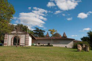 Centre Céramique Contemporaine de Giroussens - Extérieur