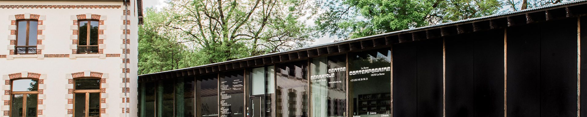 Centre Céramique Contemporaine de La Borne- © Lisa DEREVYCKA
