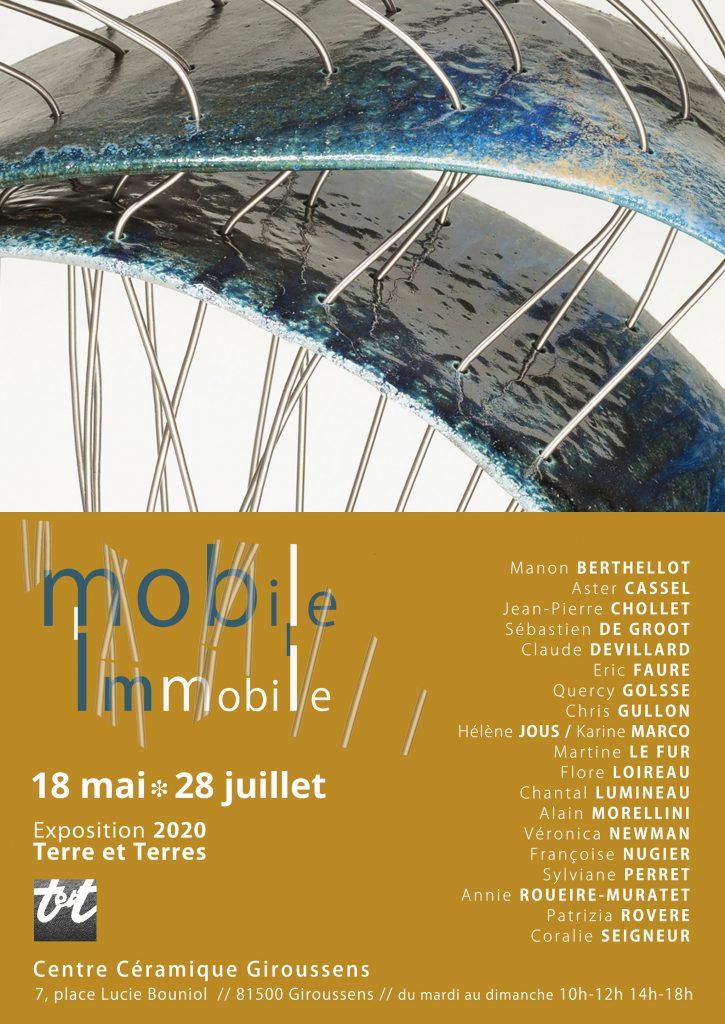 Affiche : Mobile Immobile